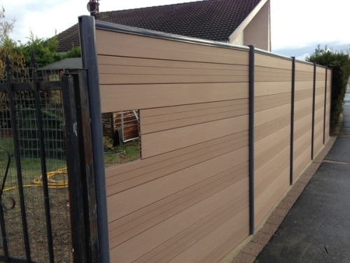 Style ext rieur reims cl ture for Cloture exterieur pvc